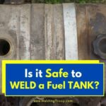 How to weld fuel tanks