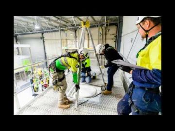 Confined Spaces and its characteristics